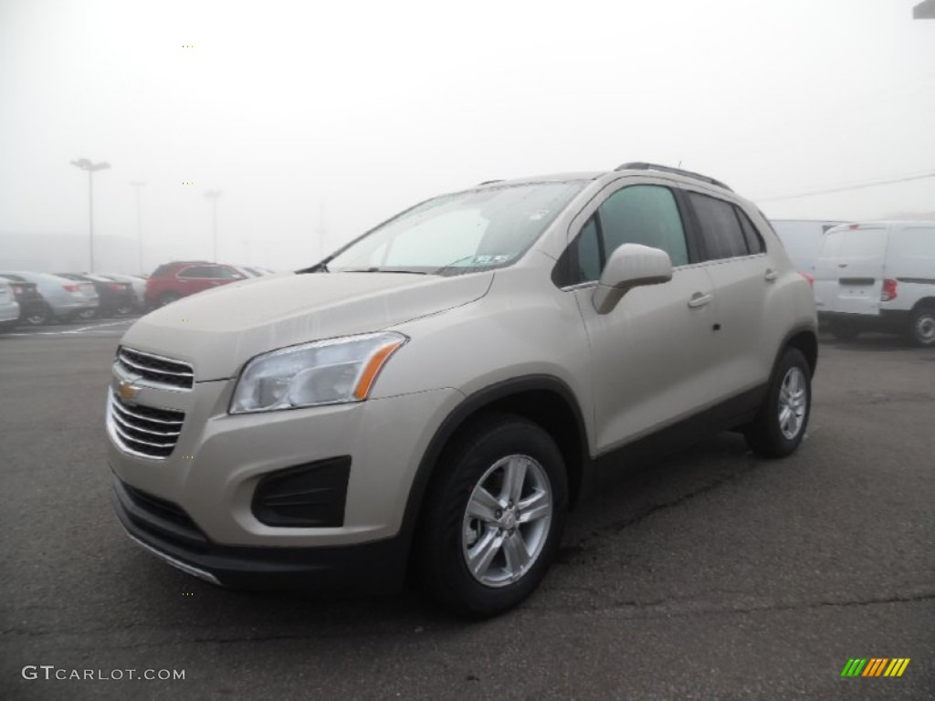 2016 champagne silver metallic chevrolet trax lt awd 107077537 car color galleries. Black Bedroom Furniture Sets. Home Design Ideas