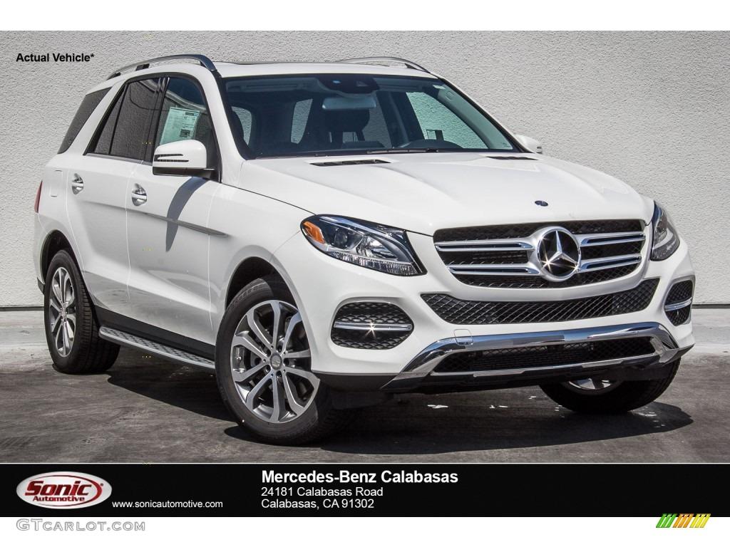 2016 polar white mercedes benz gle 350 4matic 107106519 for Mercedes benz polar white paint