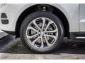 2016 Mercedes-Benz GLE 350 4Matic Wheel and Tire Photo