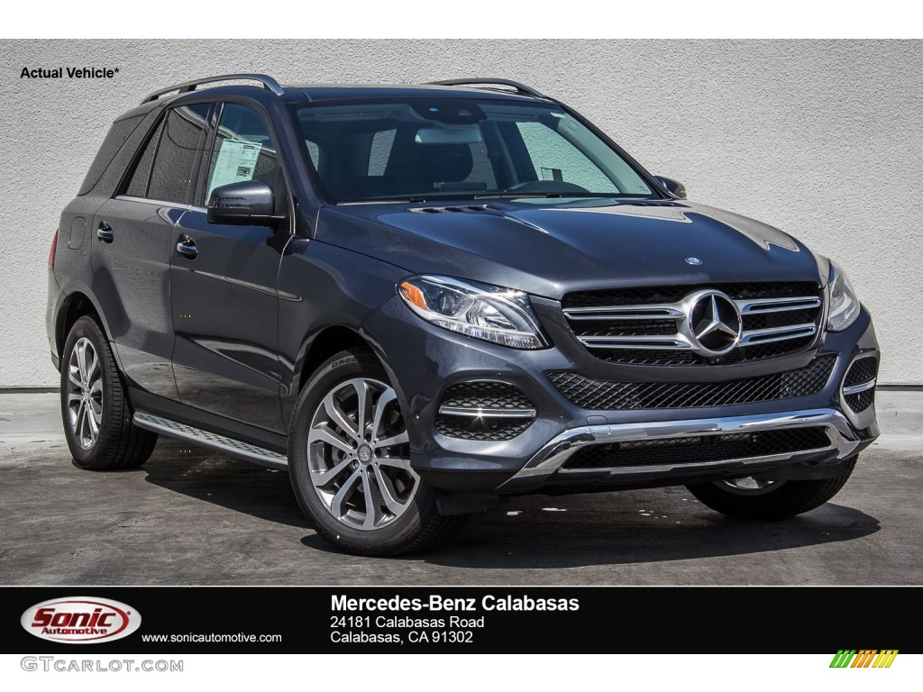 2016 steel grey metallic mercedes benz gle 350 107106518 for Mercedes benz color codes