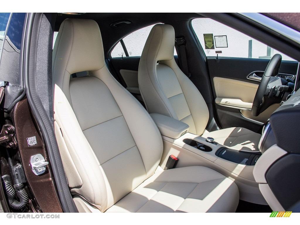 2015 Cocoa Brown Metallic Mercedes Benz Cla 250 107106514 Photo 2 Car Color