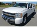Summit White - Silverado 1500 LS Extended Cab Photo No. 2