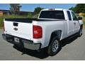 Summit White - Silverado 1500 LS Extended Cab Photo No. 5