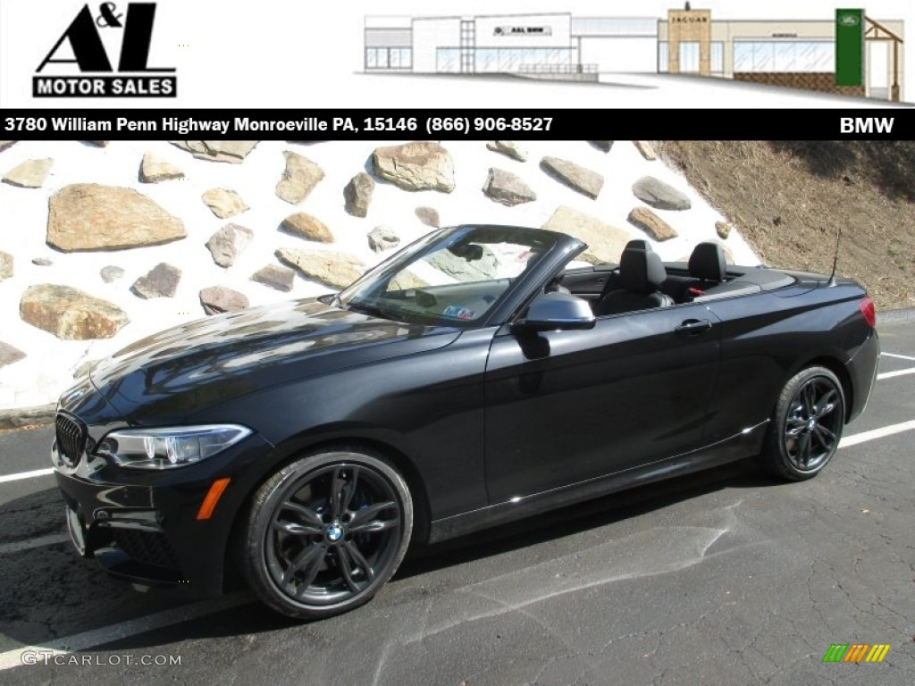 Bmw M235i Xdrive Convertible