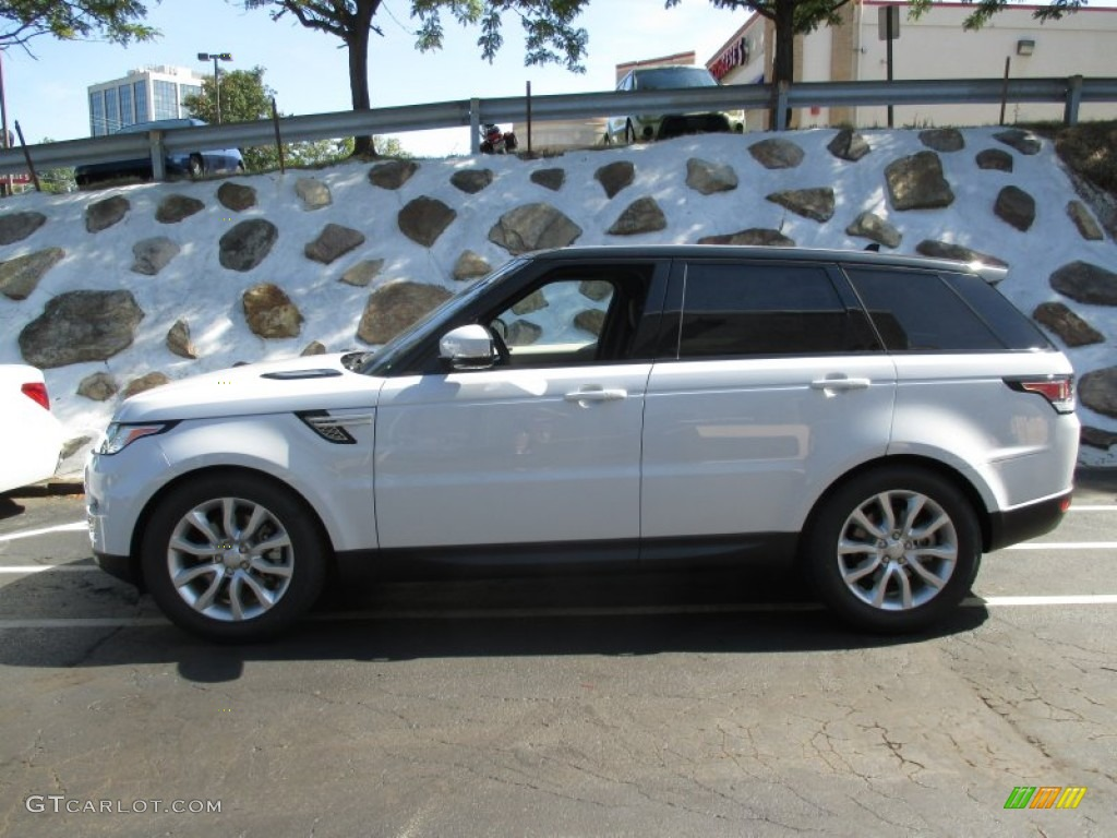 yulong white metallic 2016 land rover range rover sport hse exterior photo 107158064. Black Bedroom Furniture Sets. Home Design Ideas