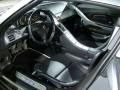 2005 Porsche Carrera GT, Seal Grey Metallic / Dark Gray, Interior