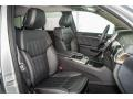 Front Seat of 2016 GL 450 4Matic