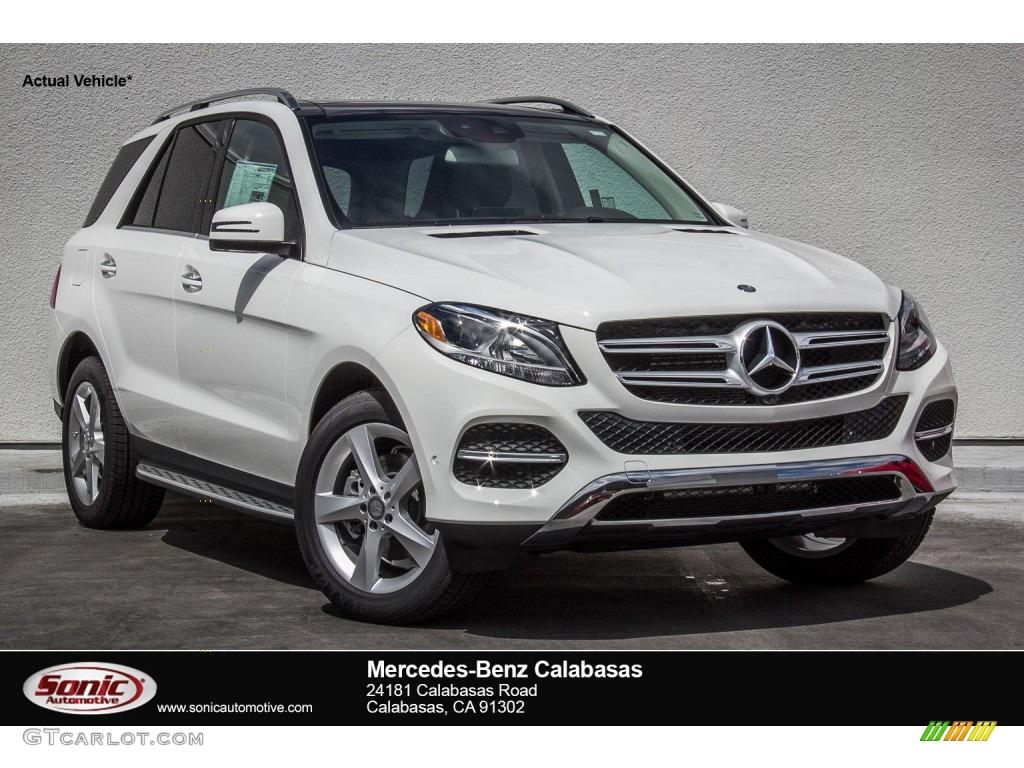 2016 polar white mercedes benz gle 350 107154227 for Mercedes benz polar white paint