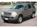 Mineral Grey Metallic 2003 Ford Explorer XLT Exterior