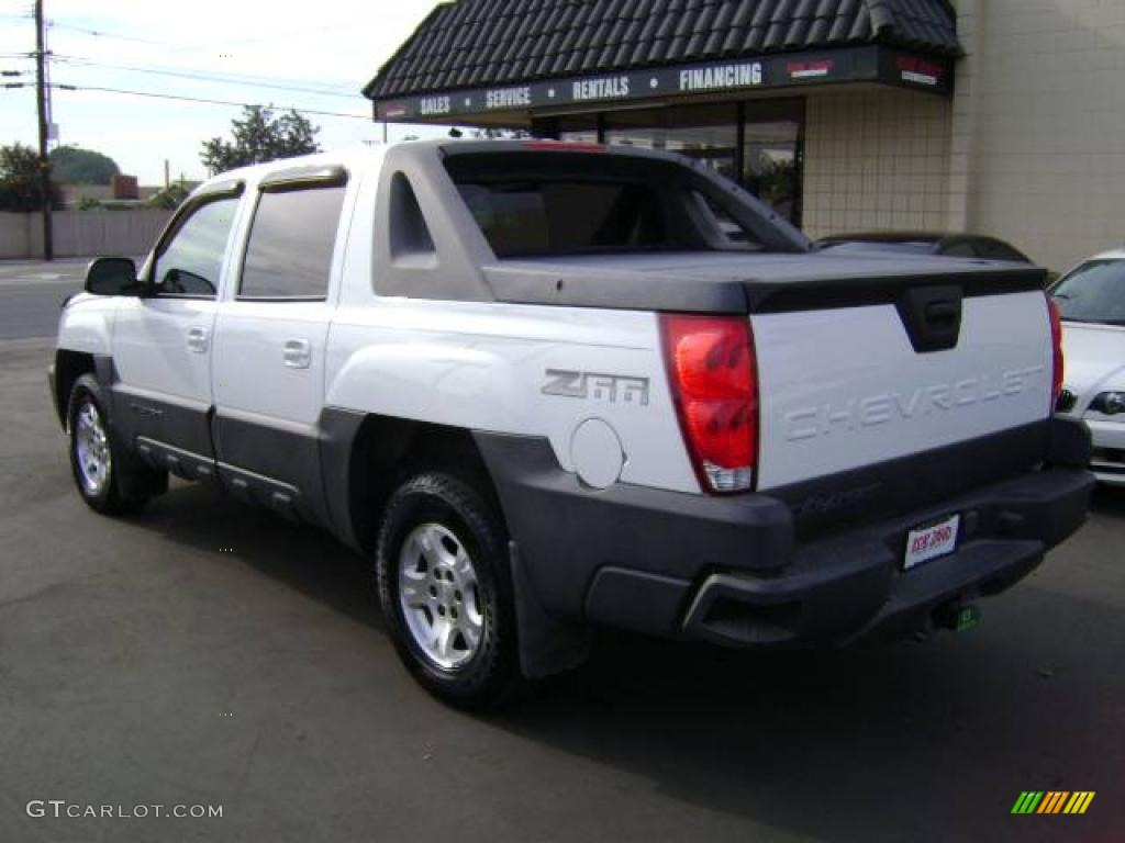 2003 summit white chevrolet avalanche 1500 1055672 photo 3 car color galleries. Black Bedroom Furniture Sets. Home Design Ideas