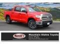 Radiant Red 2016 Toyota Tundra SR5 CrewMax 4x4