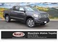 2016 Magnetic Gray Metallic Toyota Tundra Platinum CrewMax 4x4  photo #1