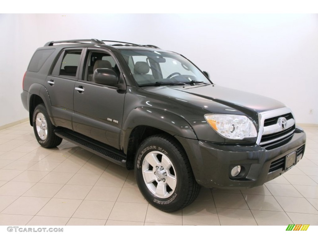 2008 shadow mica toyota 4runner sr5 4x4 107183222 car color galleries. Black Bedroom Furniture Sets. Home Design Ideas