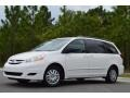 Natural White 2006 Toyota Sienna Gallery