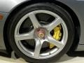 2005 Porsche Carrera GT, Seal Grey Metallic / Dark Gray, Wheel, Carbon Brakes