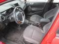 Charcoal Black Interior Photo for 2015 Ford Fiesta #107210144