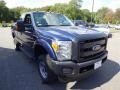 2016 Blue Jeans Metallic Ford F250 Super Duty XL Super Cab 4x4 #107202445