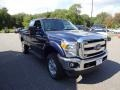 2016 Blue Jeans Metallic Ford F250 Super Duty XLT Super Cab 4x4 #107202443