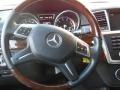2013 ML 550 4Matic Steering Wheel
