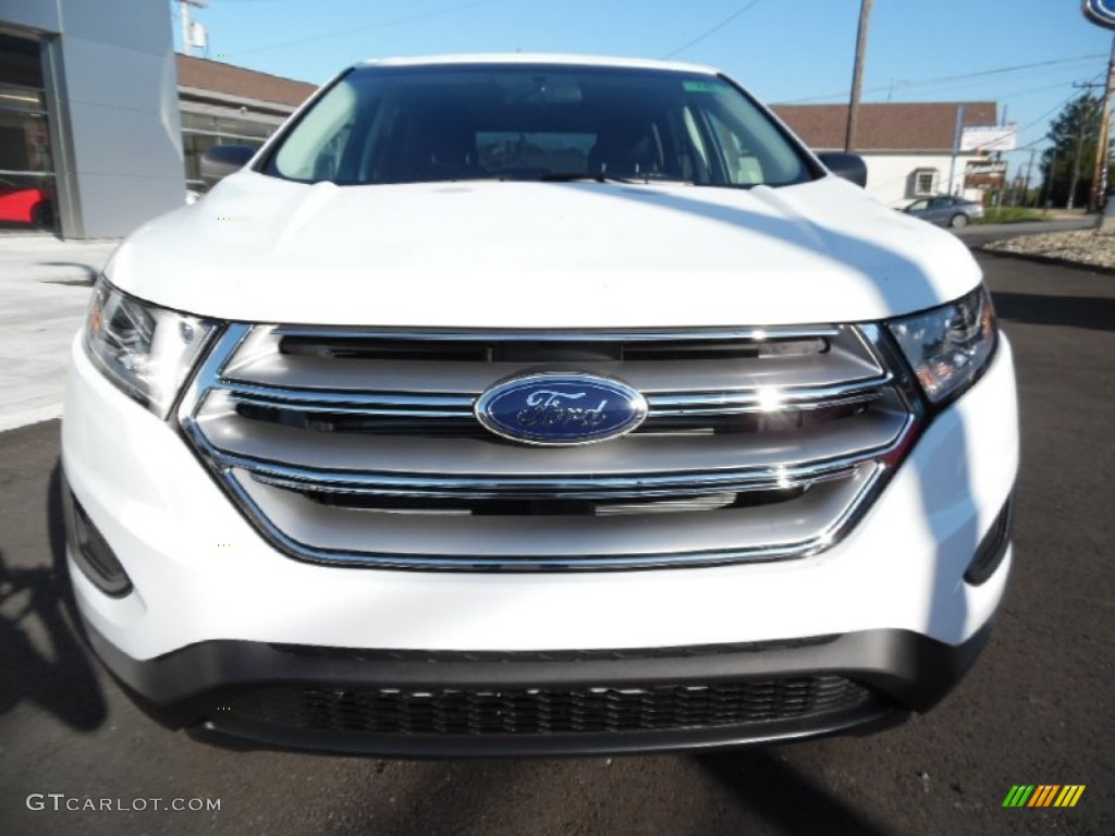 2015 oxford white ford edge se awd 107202435 photo 2 car color galleries. Black Bedroom Furniture Sets. Home Design Ideas