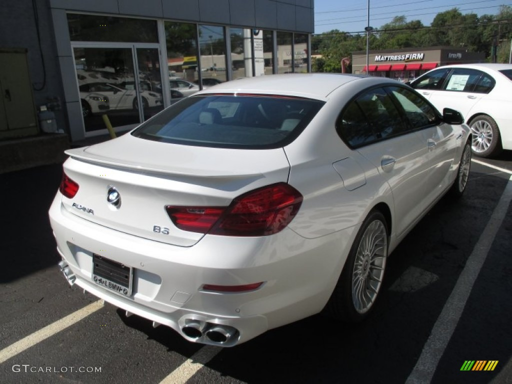 2016 6 Series ALPINA B6 XDrive Gran Coupe