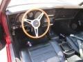 1971 Ford Mustang Black Interior Prime Interior Photo