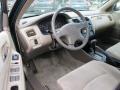 Ivory Interior Photo for 2002 Honda Accord #107239721