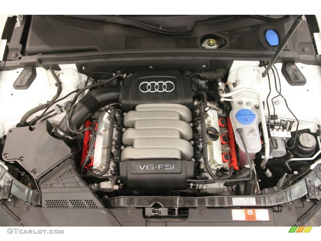 2009 audi a4 3 2 quattro sedan engine photos. Black Bedroom Furniture Sets. Home Design Ideas