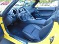 2009 Pontiac Solstice Ebony Interior Prime Interior Photo
