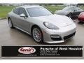 Platinum Silver Metallic - Panamera GTS Photo No. 1