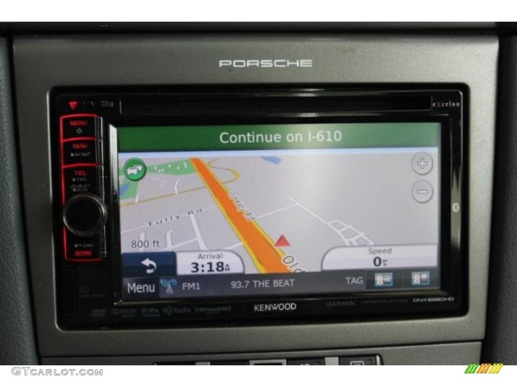 2007 Porsche 911 Targa 4S Navigation Photos