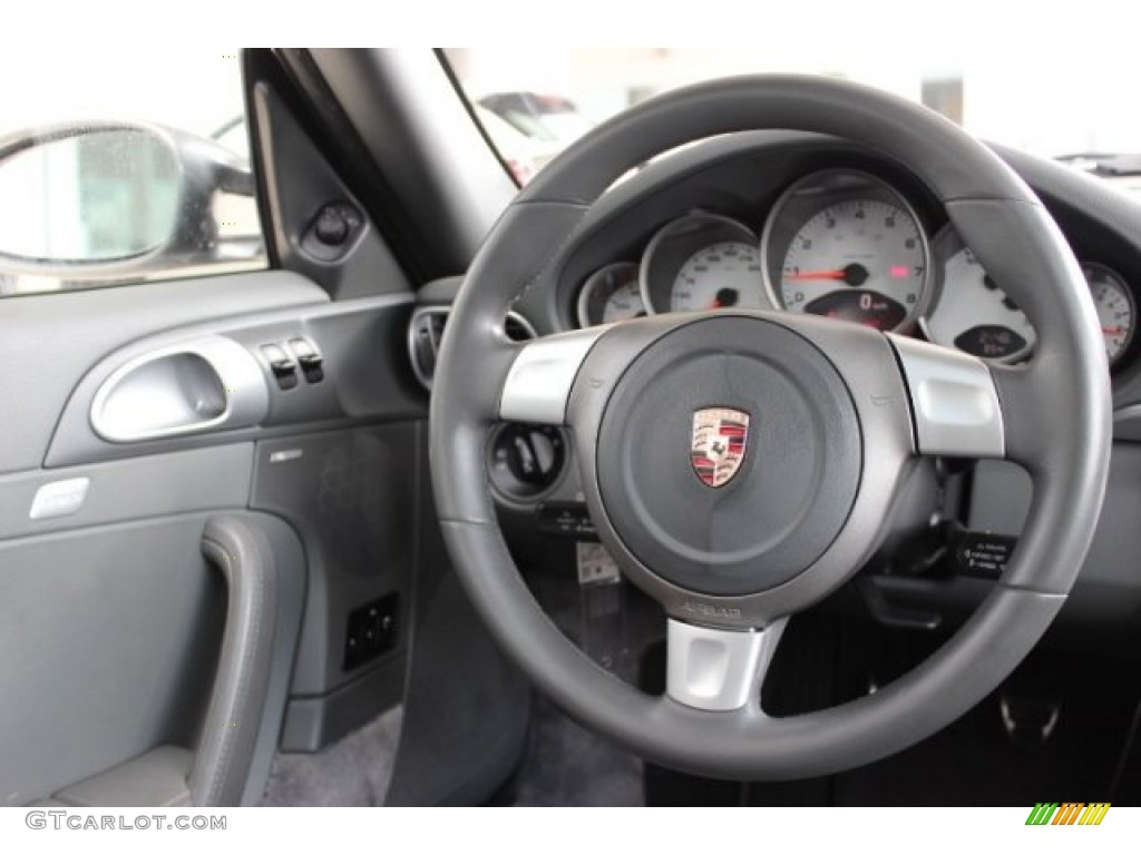 2007 Porsche 911 Targa 4S Steering Wheel Photos
