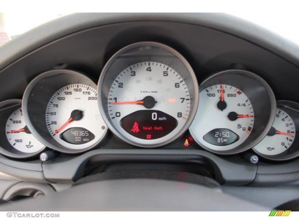 2007 Porsche 911 Targa 4S Gauges Photos