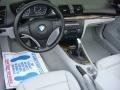 2008 1 Series 135i Convertible Grey Interior