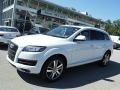 Glacier White Metallic 2013 Audi Q7 3.0 TDI quattro