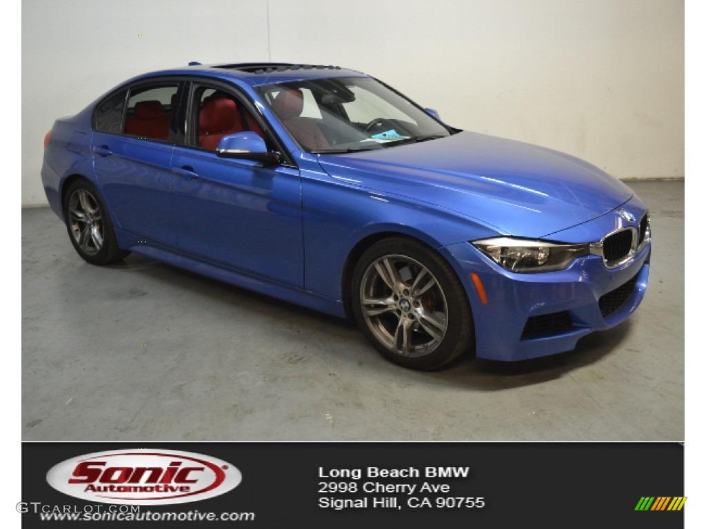2013 Estoril Blue BMW 3 Series 328i Sedan 107202216  GTCarLot