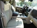 True Blue Pearl - 1500 Laramie Quad Cab 4x4 Photo No. 10