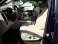 True Blue Pearl - 1500 Laramie Quad Cab 4x4 Photo No. 14