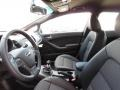 2015 Forte5 SX Black Interior