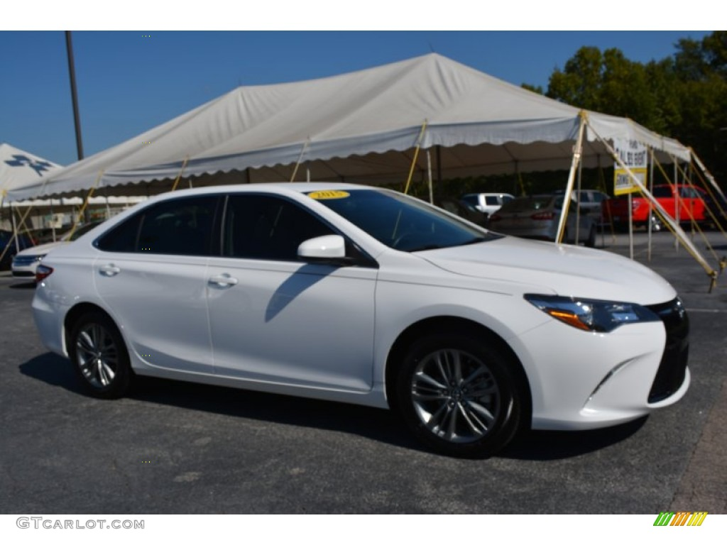Toyota Camry 2015 Se White Images Galleries With A Bite
