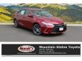 Ruby Flare Pearl 2016 Toyota Camry Gallery