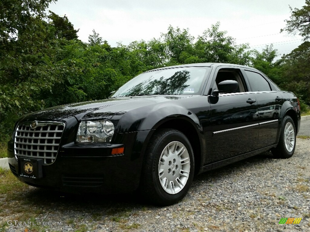 2007 brilliant black chrysler 300 107269174 gtcarlot. Black Bedroom Furniture Sets. Home Design Ideas