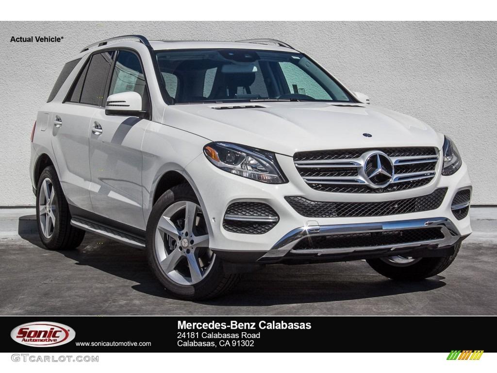 2016 polar white mercedes benz gle 350 107268378 for Mercedes benz polar white paint