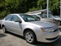 Silver Nickel 2004 Saturn ION 2 Sedan