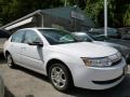 Polar White 2004 Saturn ION 2 Sedan