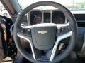Black Steering Wheel Photo for 2015 Chevrolet Camaro #107324981