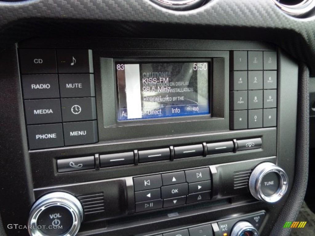 2015 Mustang V6 Coupe - Oxford White / Ebony photo #21