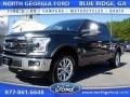 Guard Metallic 2015 Ford F150 King Ranch SuperCrew 4x4