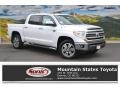 2016 Super White Toyota Tundra 1794 CrewMax 4x4  photo #1