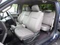 Medium Earth Gray Interior Photo for 2015 Ford F150 #107356804